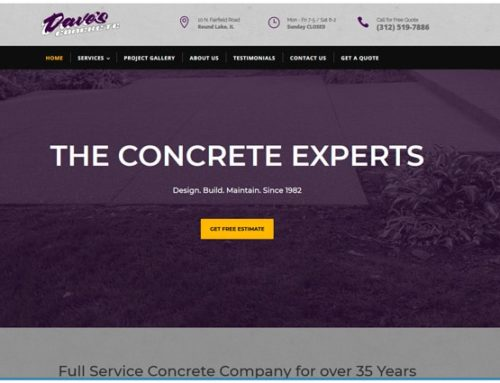 Dave's Concrete Services