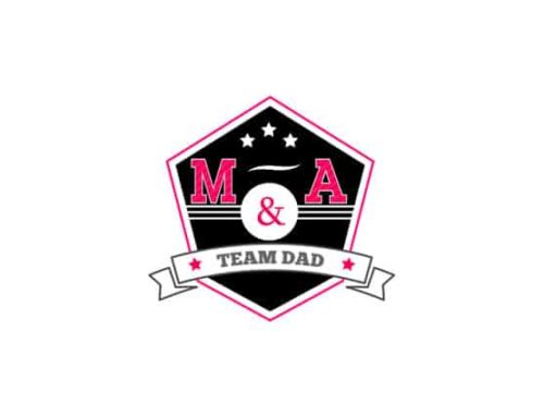 Branding – M & A Team Dad Logo