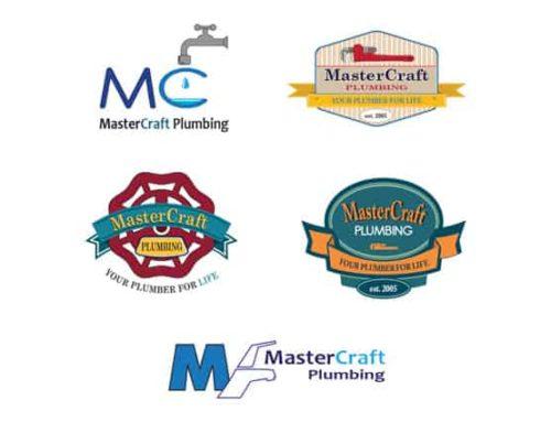 Branding – Mastercraft Plumbing Logo Artboards