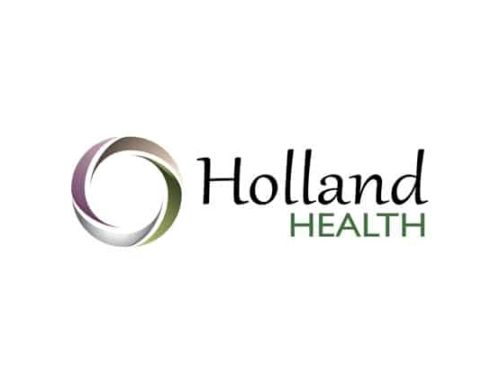 Branding – Holland Health Logo