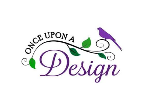 Branding – Once Upon A Design Logo