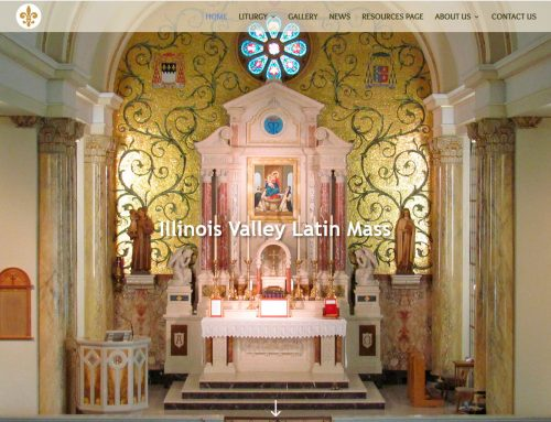 Illinois Valley Latin Mass