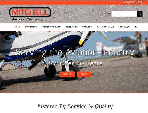 Mitchell Aircraft Products